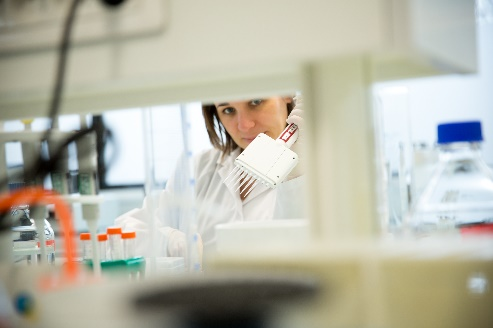 Viaskin products are developed in DBV-Technologies' high-tech laboratories