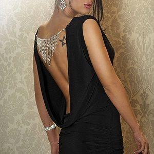 Moins 20 % sur la mini robe Cocktail (offres à suivre sur le compte Twitter de Senkys)