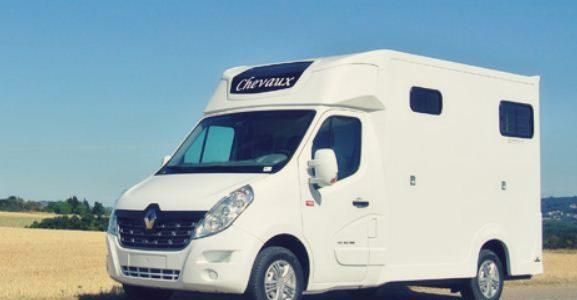 Carrosserie Ameline, fabricación de vehículos para el transporte de caballos