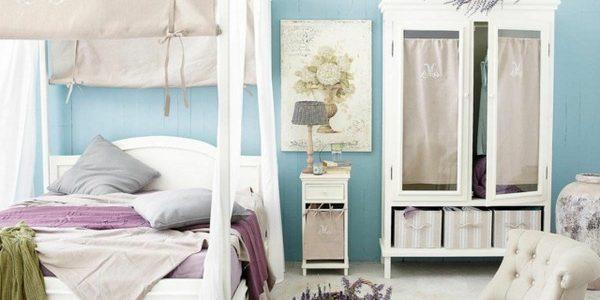 Pensez au style scandinave pour la décoration de la chambre…